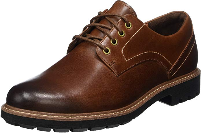 Clarks Herren Derbys amazon