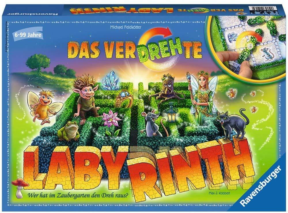 Das verdrehte Labyrinth Ravensburger amazon