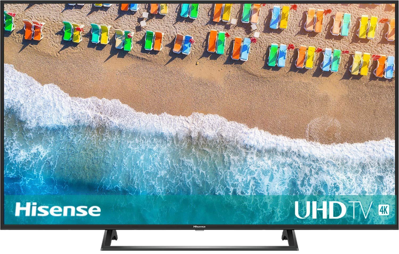 Hisense 4K UHD Fernserher amazon
