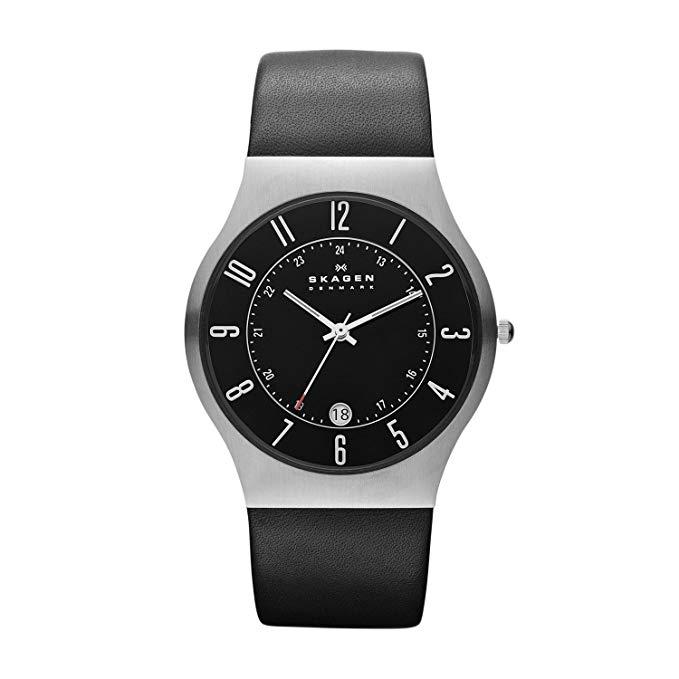 Skagen Herren Armbanduhr amazon
