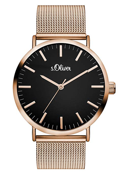 s.Oliver Damen Armbanduhr amazon