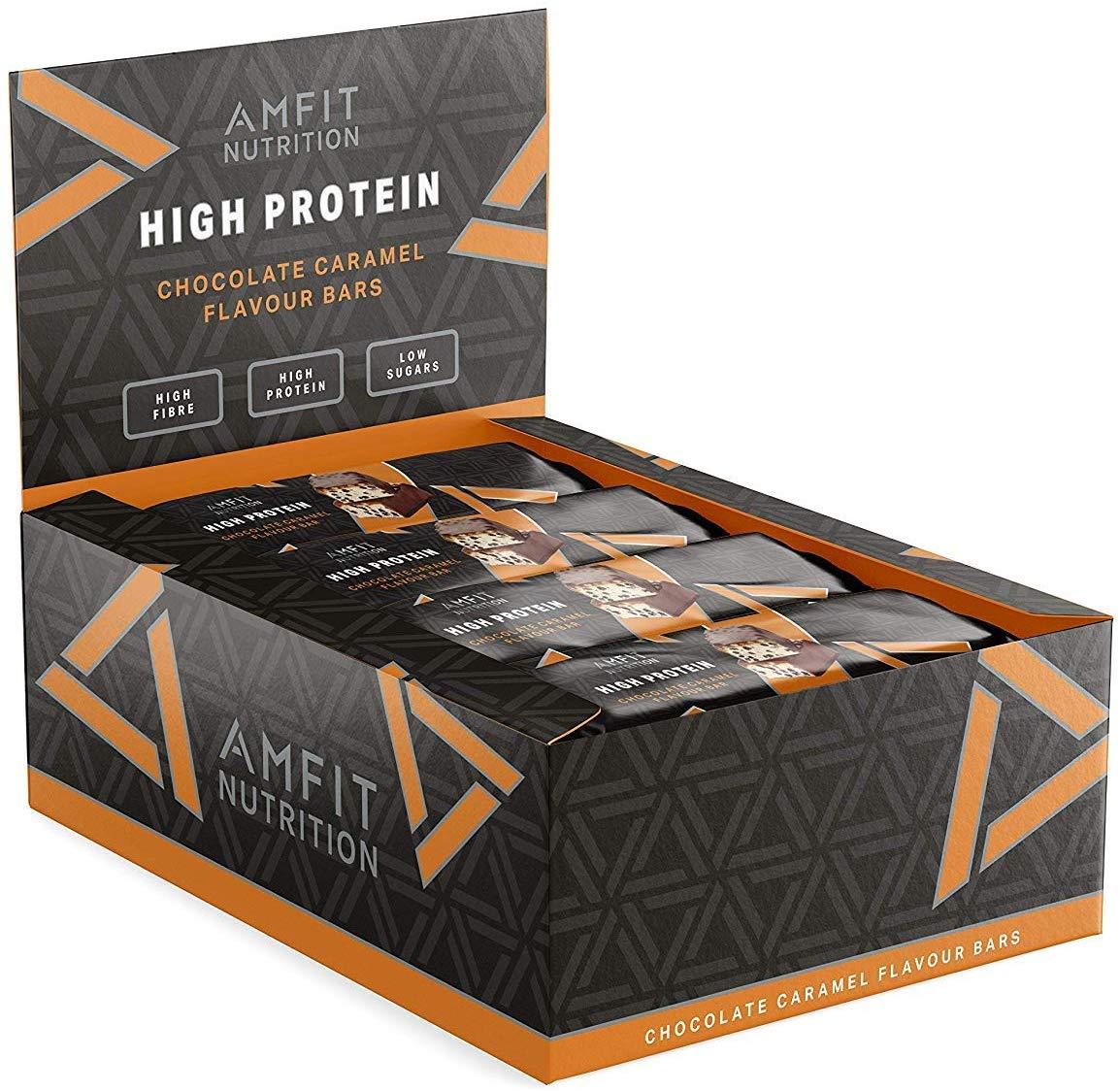 Amfit Protein Riegel amazon