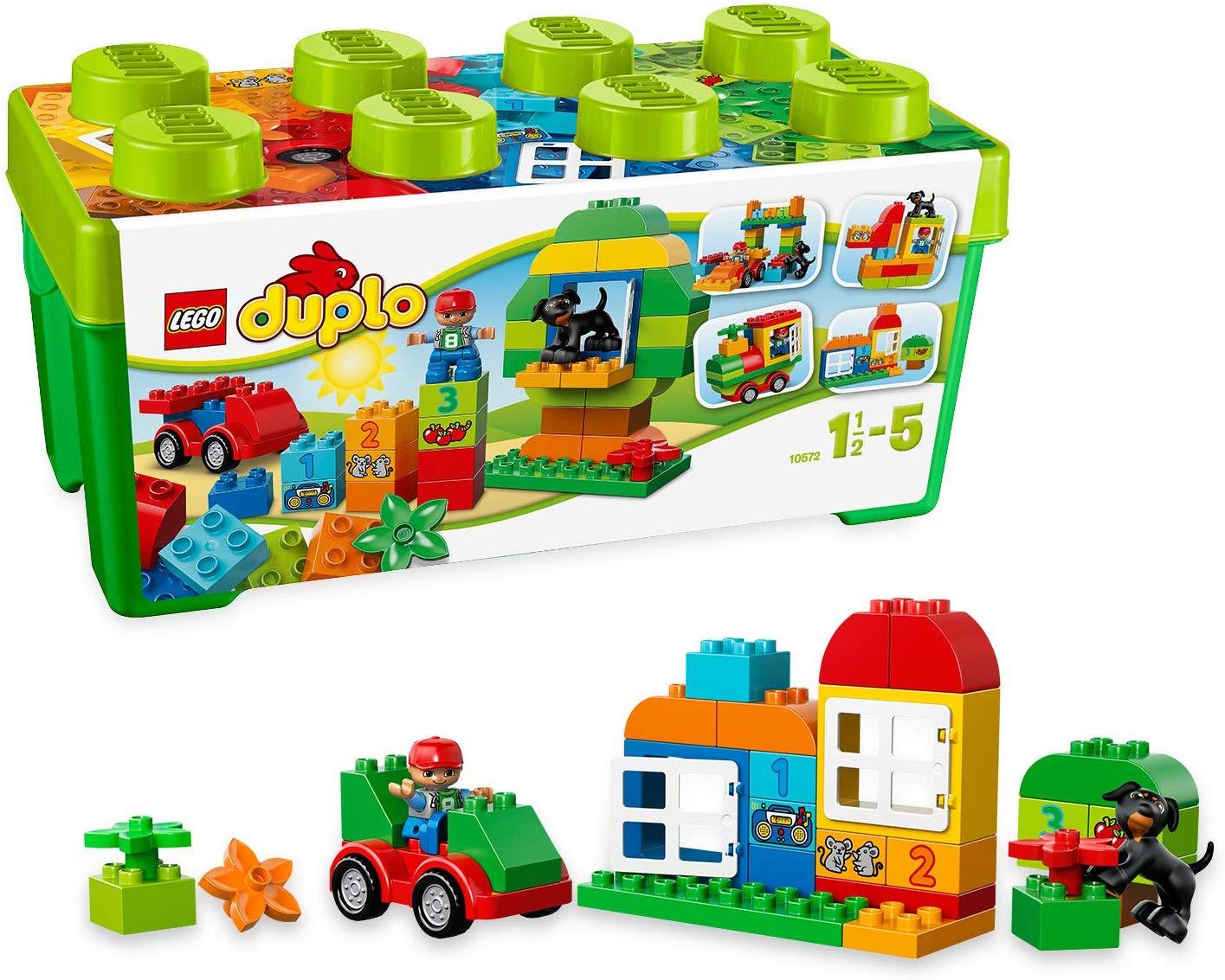 Lego Duplo Steinebox amazon