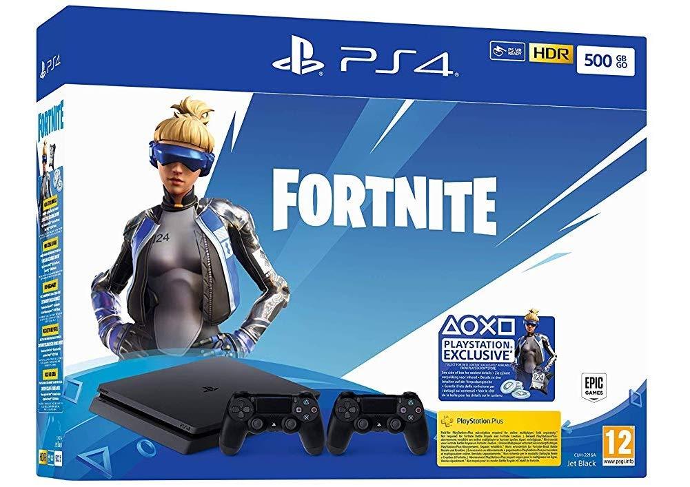 PS4 Fortnite Bundle amazon