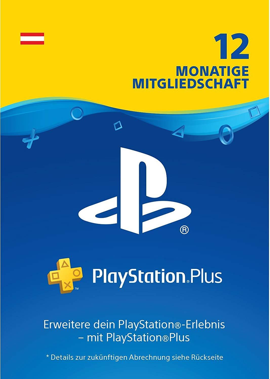 PlayStation Plus Mitgliedschaft amazon