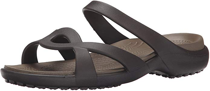 crocs Damen Sandalen amazon