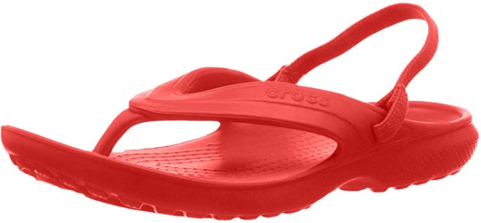 crocs Kinder Zehentrenner amazon