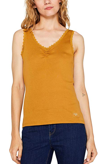 edc by Esprit Tanktop Damen amazon