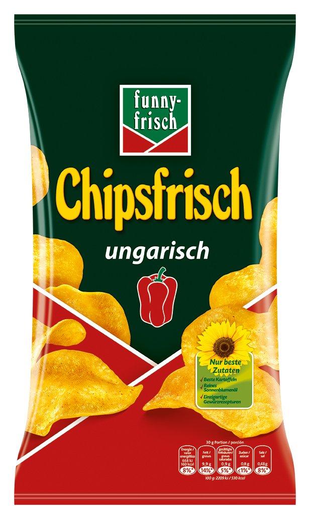 Chipsfrisch ugnarisch Chips funnyfrisch amazon