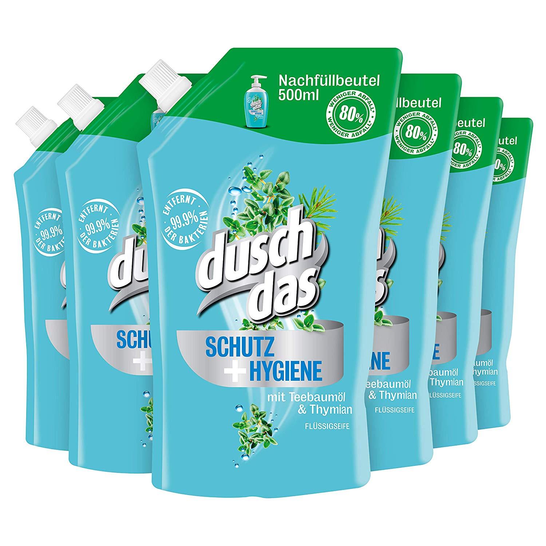 Duschdas Hygiene Flüssigseife amazon