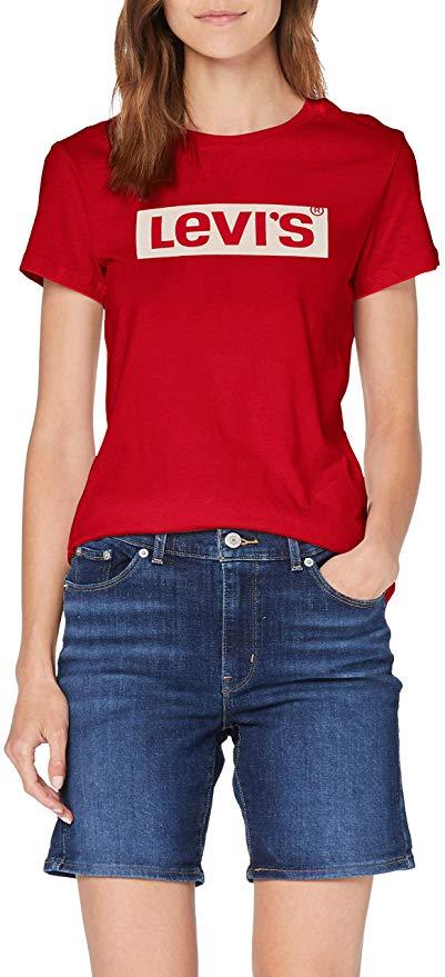Levis Damen T-Shirt amazon