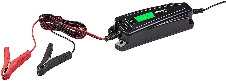 Medion KFZ Batterieladegerät amazon