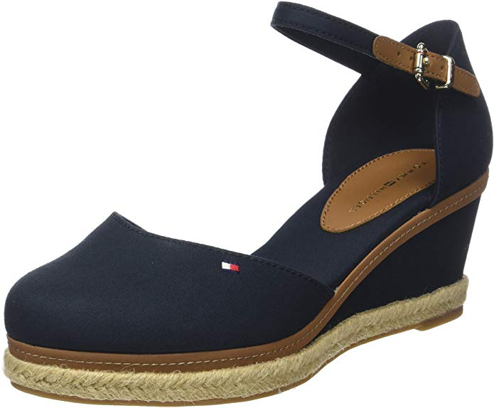 Tommy Hilfiger Damen Sandalen amazon