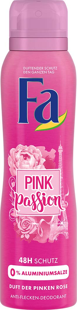Fa Pink Passion Deospray amazon