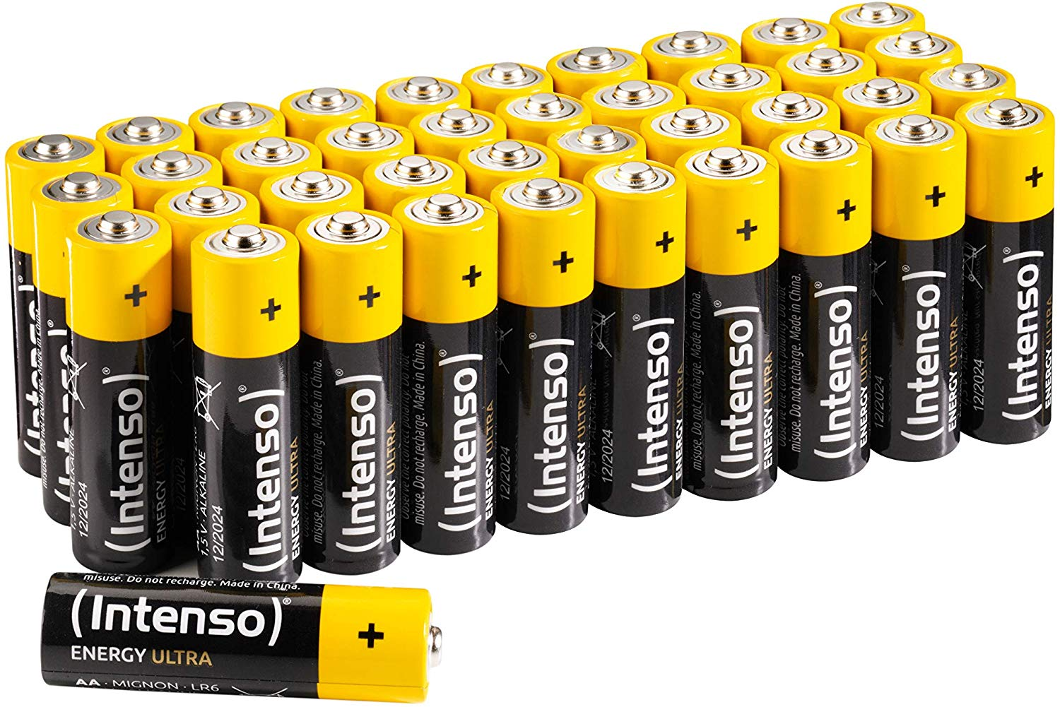 Intenso AA Batterien amazon