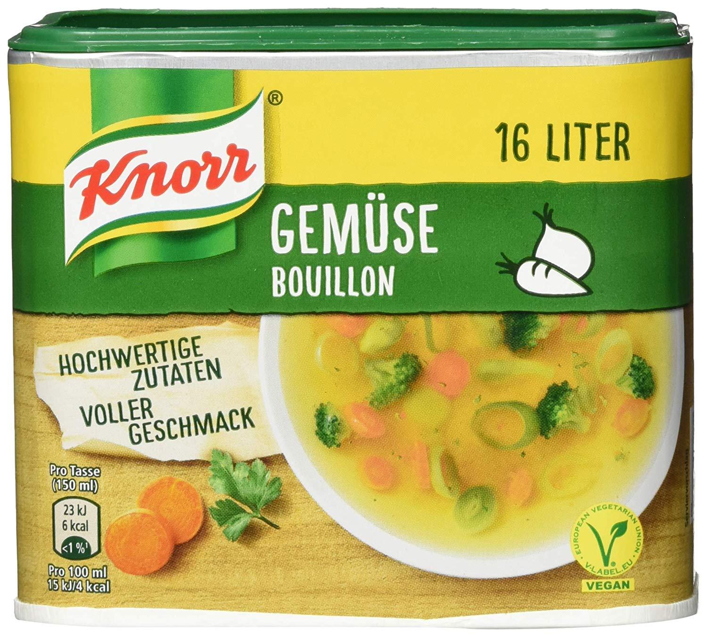 Knorr Gemüsebouillon amazon
