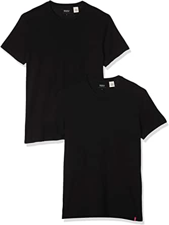 Levis Herren T-Shirt Doppelpack amazon