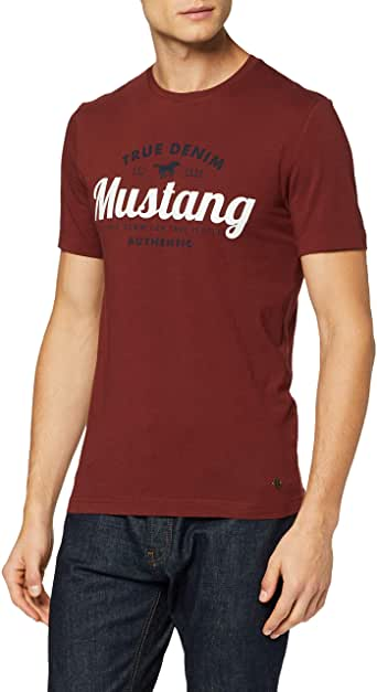 Mustang herren T-Shirt amazon