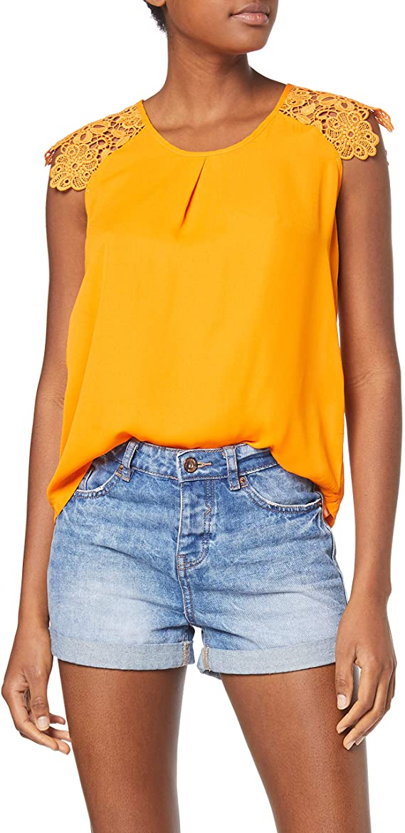 Only Damen top Spitze amazon