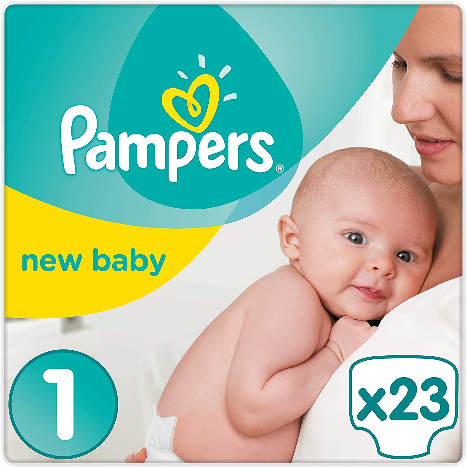Pampers new baby Windeln amazon