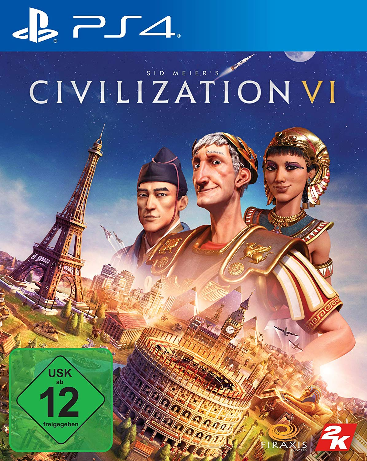 Sid Meier Civilization VI PS4 amazon