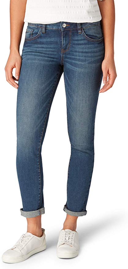 Tom Tailor Damen Slim Jeans amazon