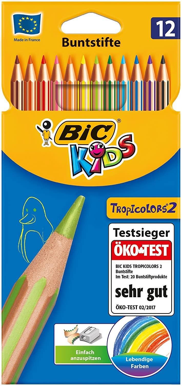 Kids Buntstifte Bic amazon