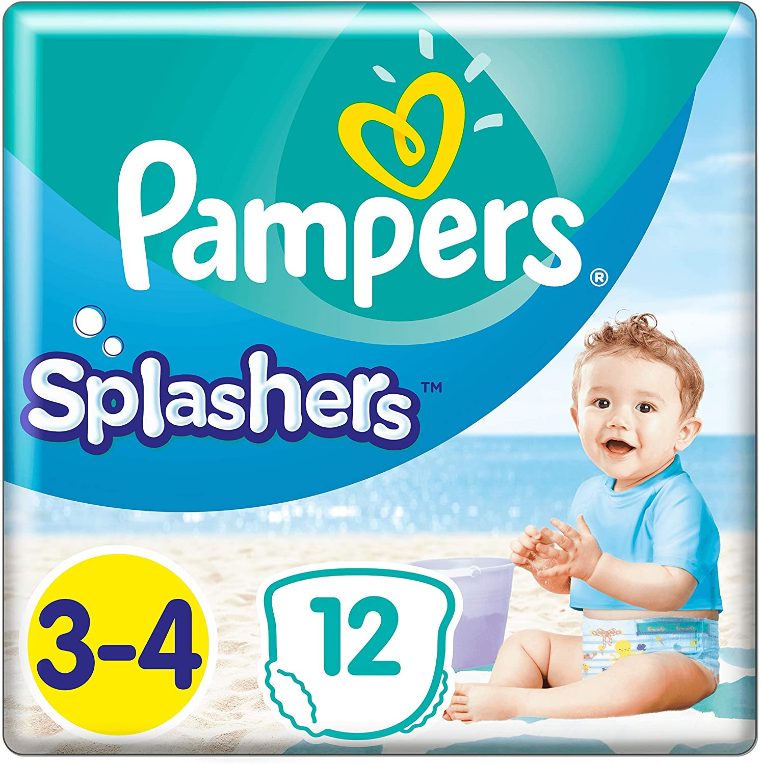 Pampers Schwimmhose amazon
