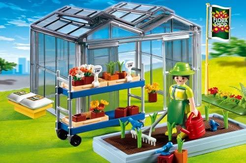 Playmobil Gewächshaus amazon