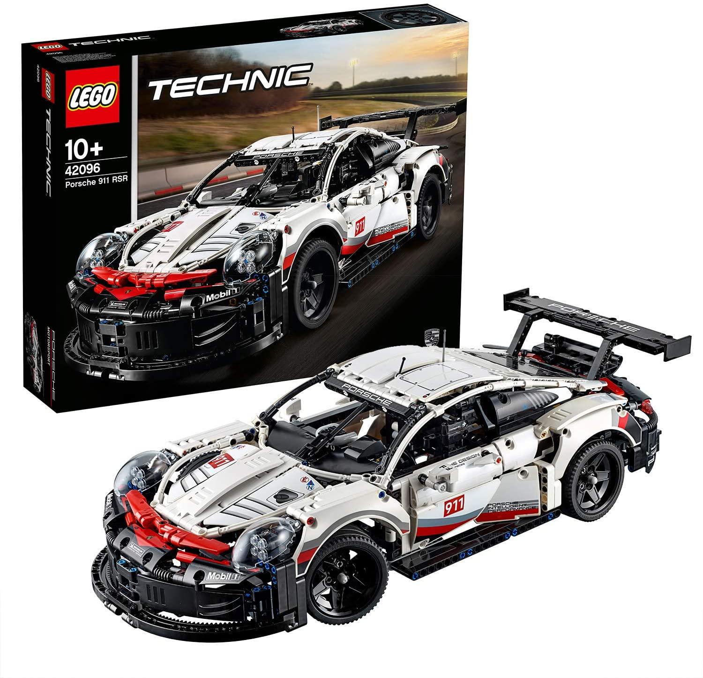 Porsche 911 Lego amazon