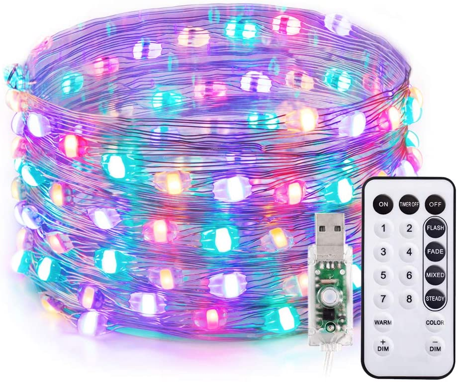 TaoTronics LED Lichterkette amazon