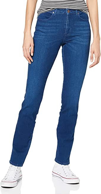 Wrangler Jeans Damen amazon