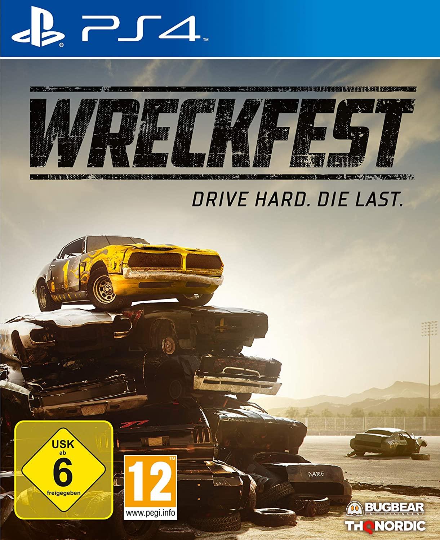 Wreckfest Playstation 4 amazon