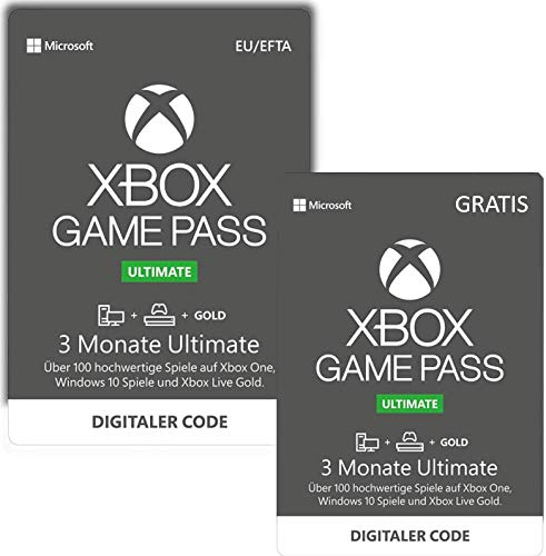Xbox Game Pass Ultimate amazon