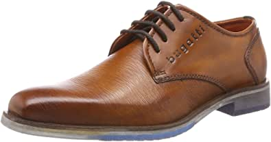 bugatti Herren Derby Schuhe amazon