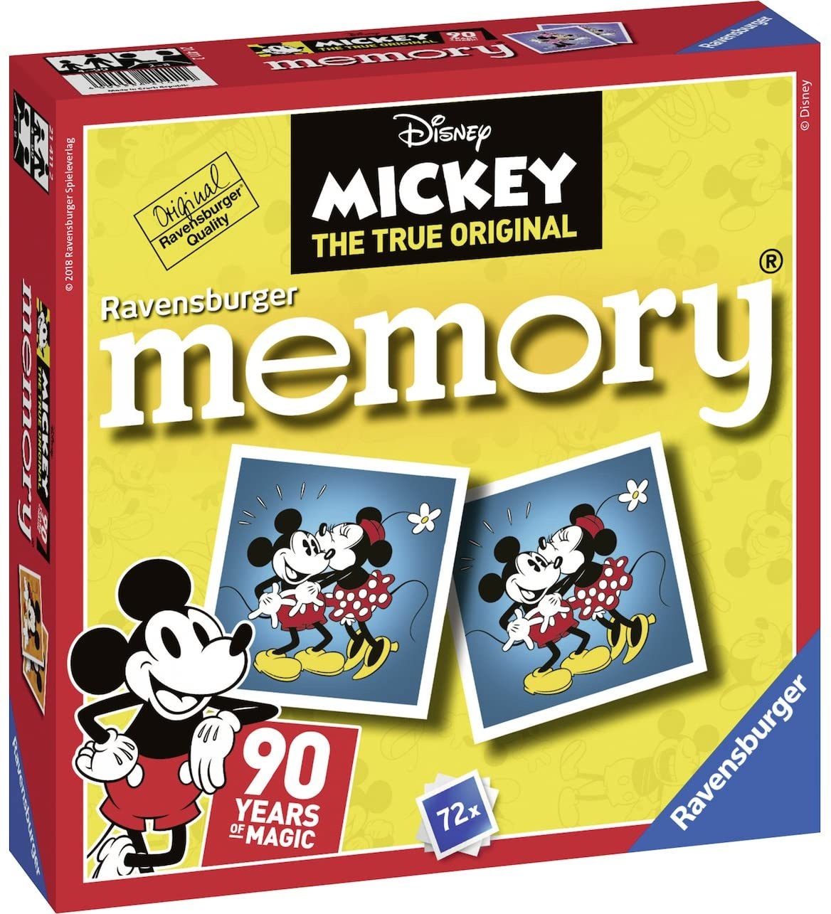 Ravensburger Disney Mickey Mouse Memory amazon