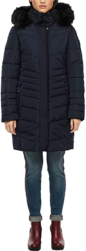 s.Oliver Steppjacke amazon