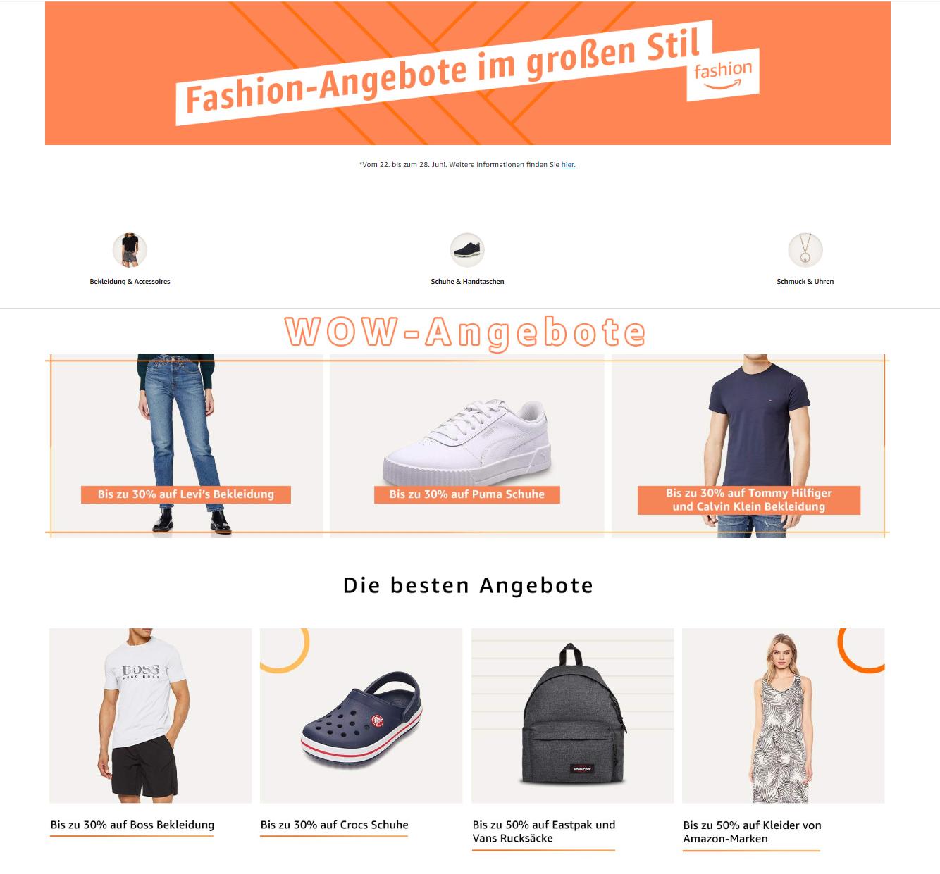 Fashion Sale amazon