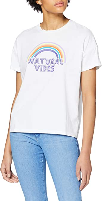 Natural vibes edc by Esprit T-Shirt amazon
