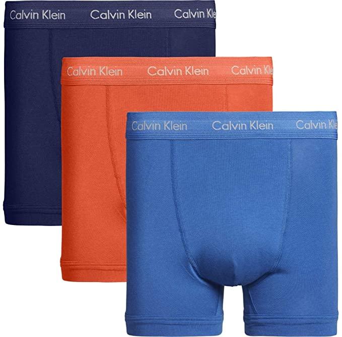 Calvin Klein 3-er Pack Boxershorts amazon