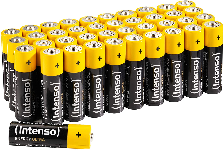 Intenso AA Batterien amazon