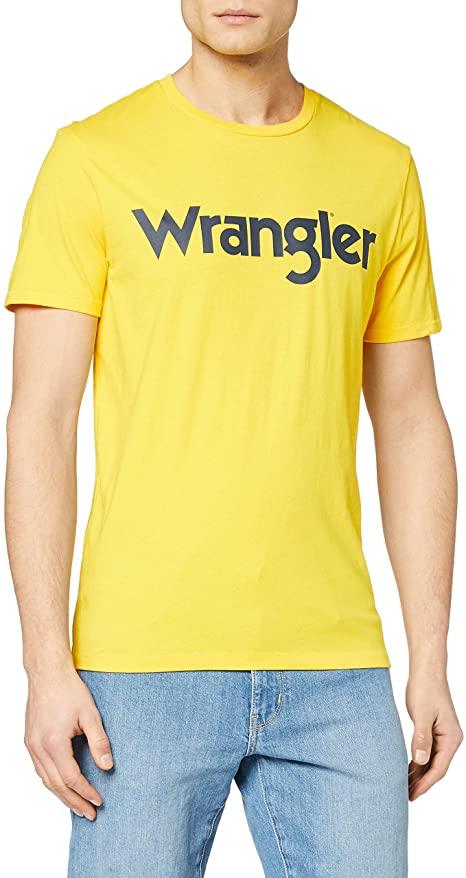 Wrangler Herren T-Shirt amazon