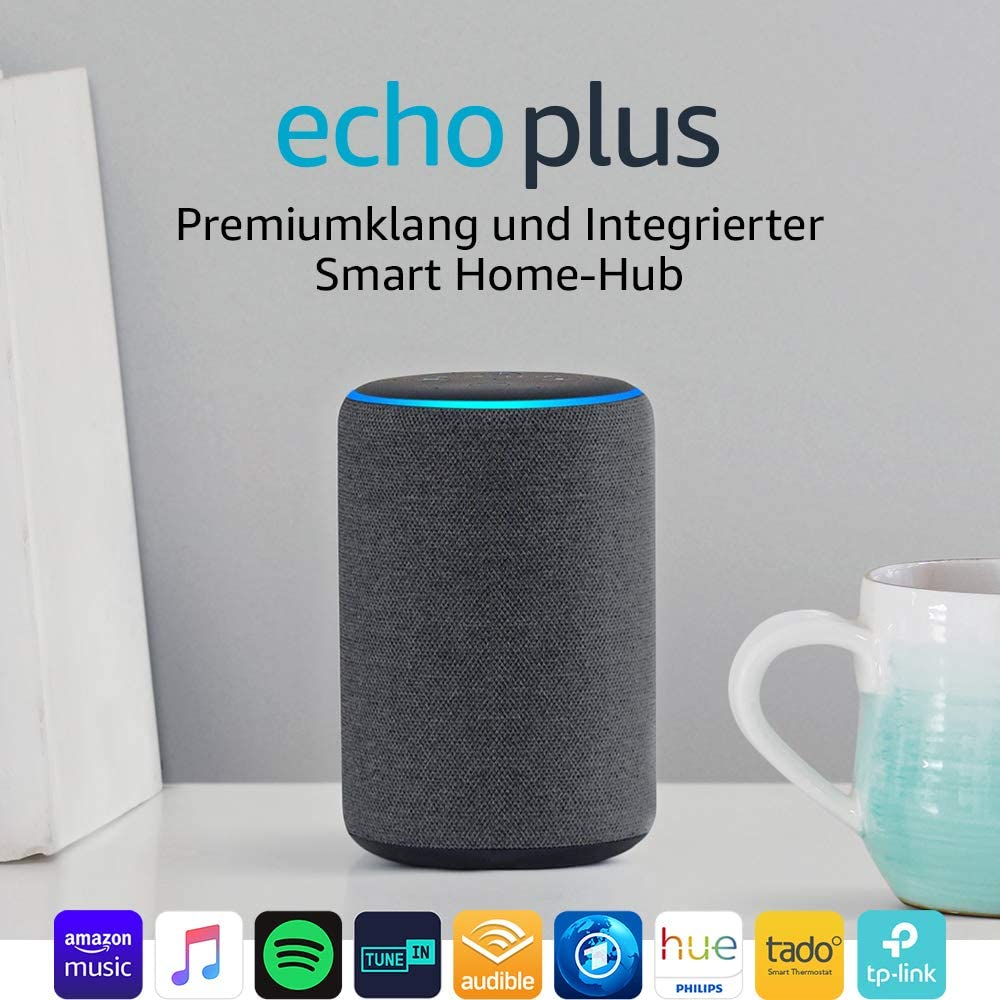 Echo Plus amazon