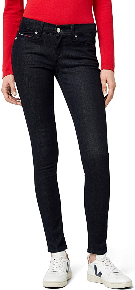 Tommy Damen Jeans amazon