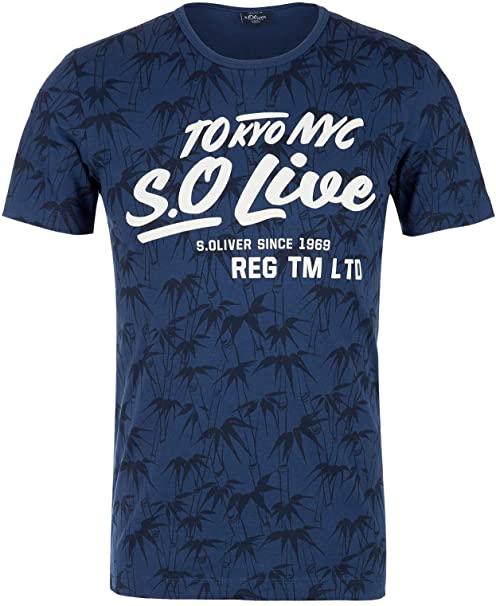 s.Oliver Herren T-Shirt amazon