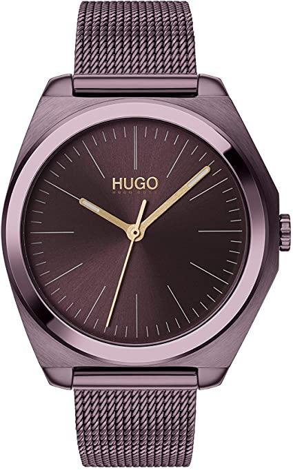 Hugo Damen Armbanduhr amazon