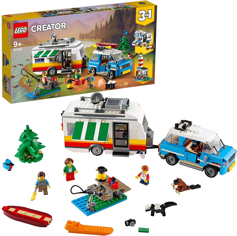 Lego Creator Campingurlaub amazon