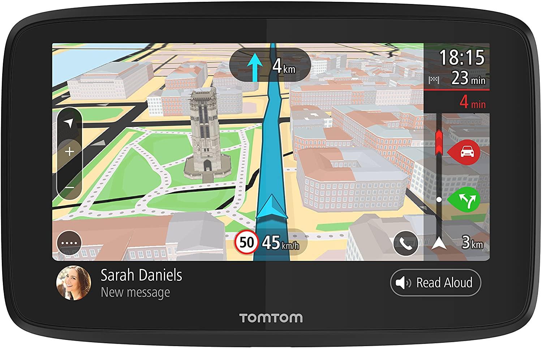 TomTom Navigationsgerät amazon