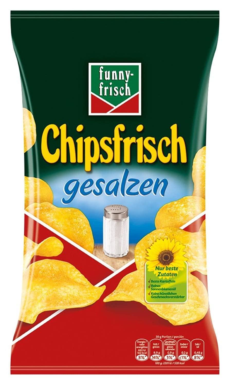 funny-frisch Chipsfrisch amazon Chips
