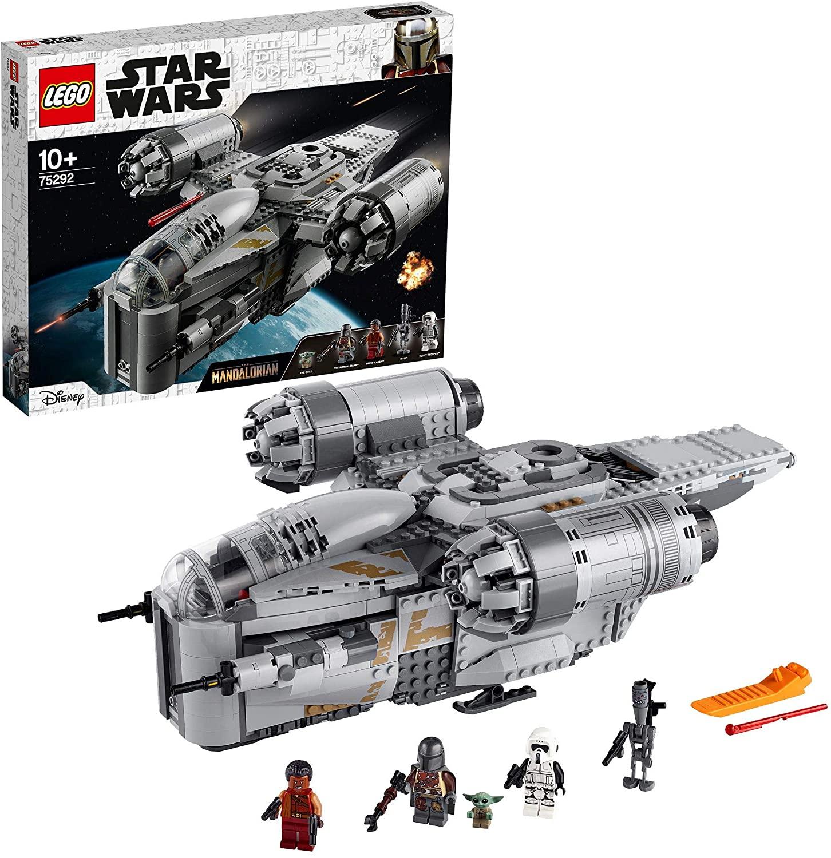 Lego Star Wars The Mandalorian amazon